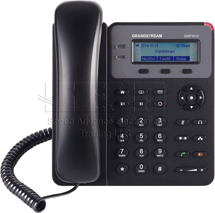 GXP1610 IP Phone - Grandstream GXP1610 IP Phone