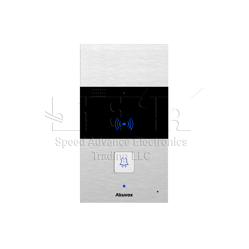 R23C SIP Intercom - R23C SIP Intercom