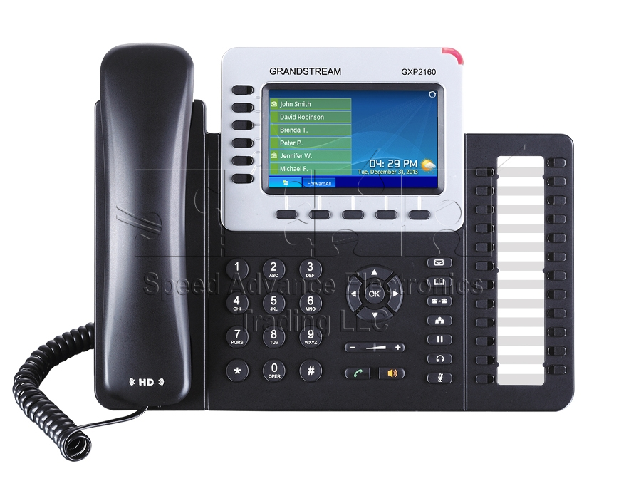 GXP2160 Enterprise IP Telephone -  GXP2160 Enterprise IP Telephone