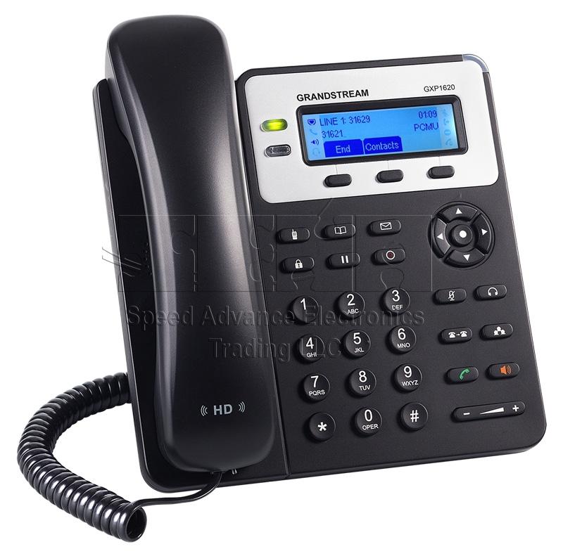 GXP1620-1625 IP Phone - Grandstream GXP1620-1625 IP Phon