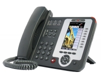 ES620-PEN IP Phone - Escene ES620-PEN Front-side view