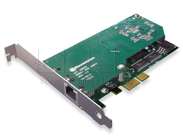 A101 Digital card - Sangoma A101/1E1 PCI-Express card