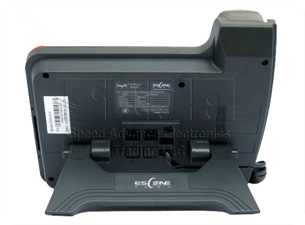 ES620-PEN IP Phone - Escene ES620-PEN Back view