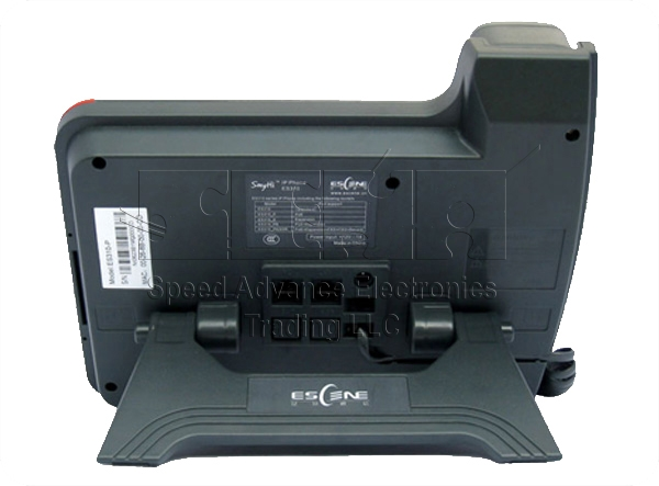 ES320-PN IP Phone - Escene ES320-PN Back view